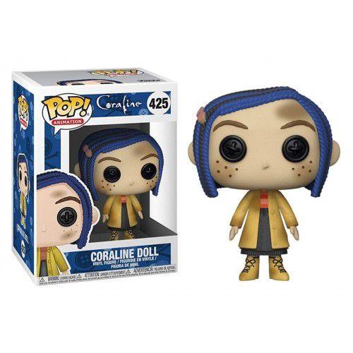 Funko Pop! Coraline (Doll): Coraline #425 - Funko