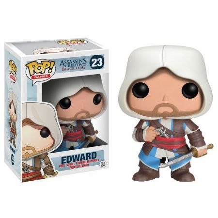 Funko POP! Creed Edward Assassins - Funko