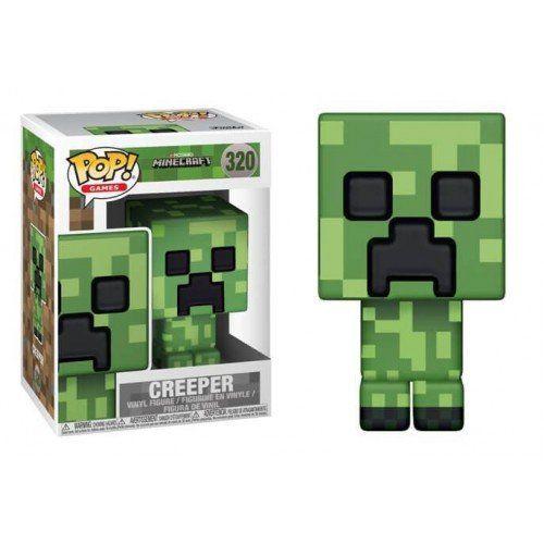 Funko Pop! Creeper: Minecraft #320 - Funko