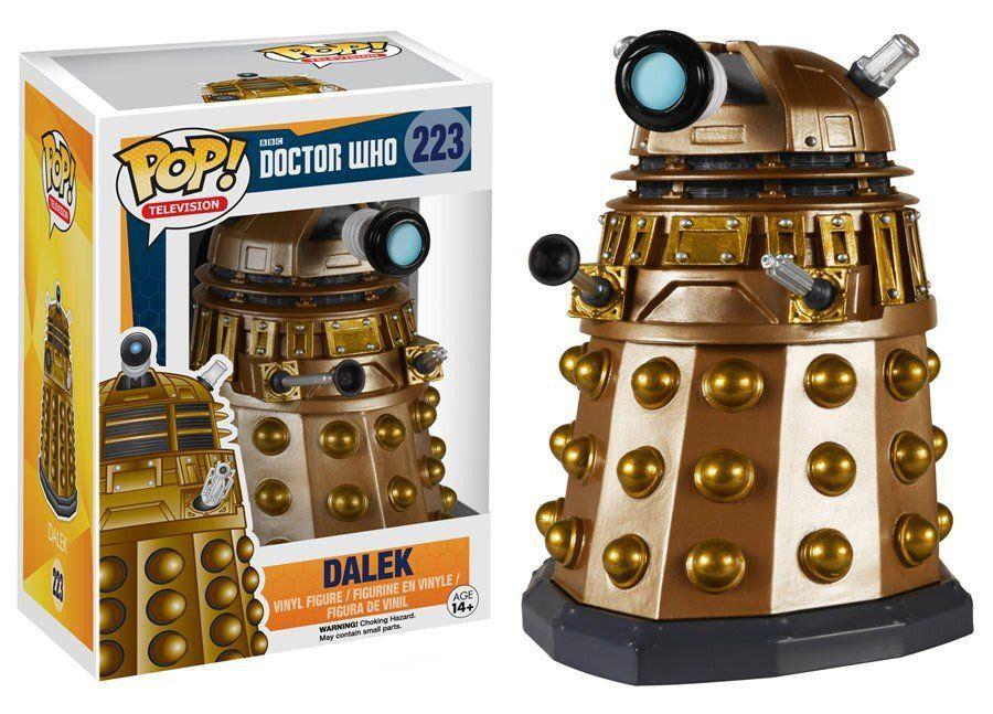 Funko Pop Dalek: Doctor Who #223 - Funko