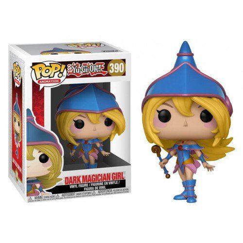 Funko Pop! Dark Magician Girl: Yu-Gi-Oh! #390 - Funko