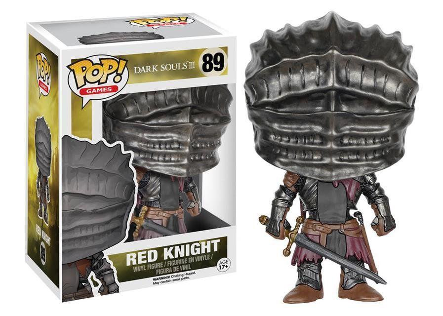 Funko POP! Dark Souls III: Red Knight - Funko