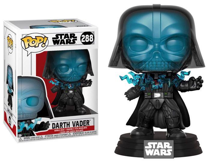 Funko Pop! Darth Vader (Electrocuted): Star Wars #288 - Funko