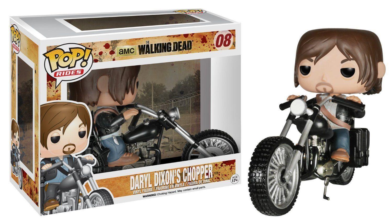 Funko Pop! Daryl Dixon's Chopper: The Walking Dead #08 - Funko