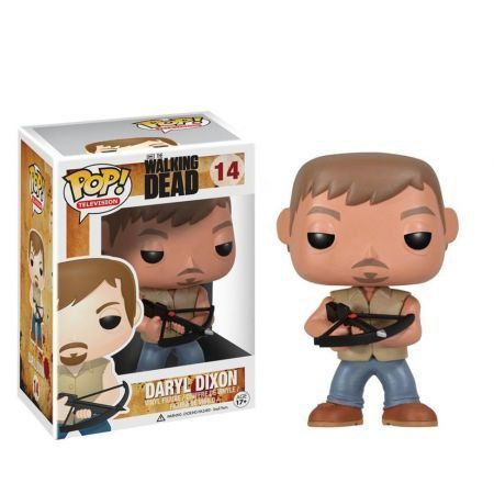 Funko POP! Daryl The Walking Dead - Funko