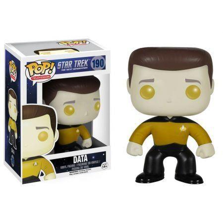 Funko POP! Data Star Trek - Funko
