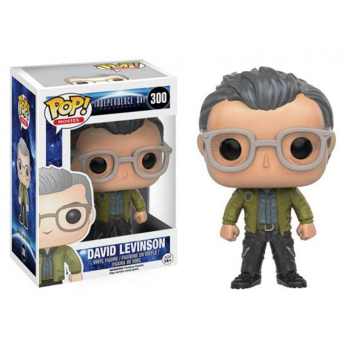 Funko Pop! David Levinson: Independence Day #300 - Funko