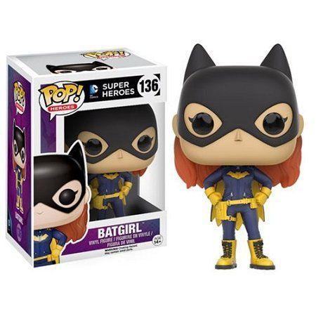 Funko Pop Batgirl: DC Comics #136 - Funko
