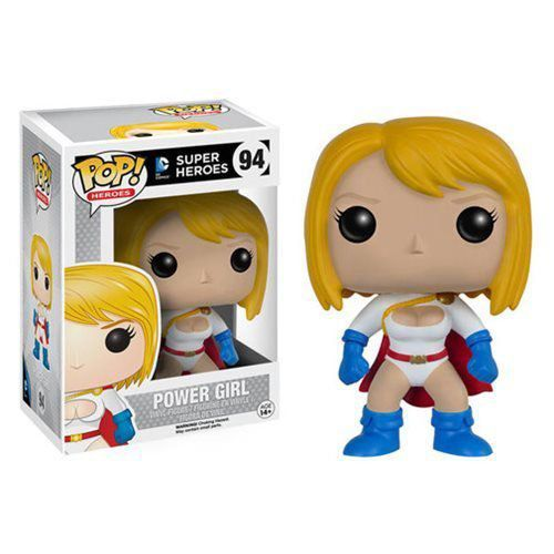 Funko Pop! Power Girl: DC Comics #94 - Funko