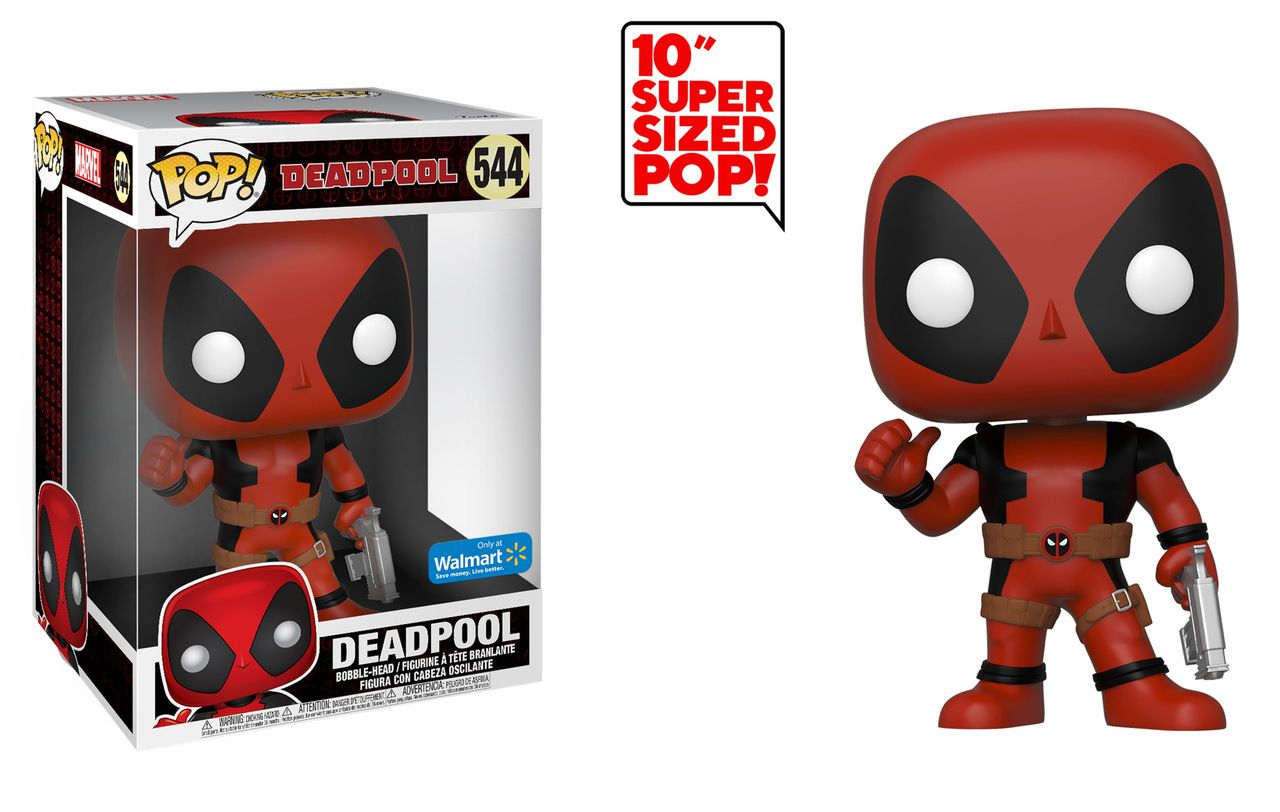 Funko Pop! Deadpool 10