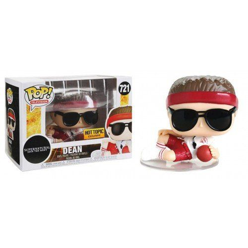 Pop! Dean (Gym Teacher): Supernatural (Exclusivo) #721- Funko