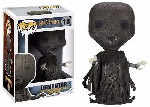 Funko Pop Dementador (Dementor): Harry Potter #18 - Funko