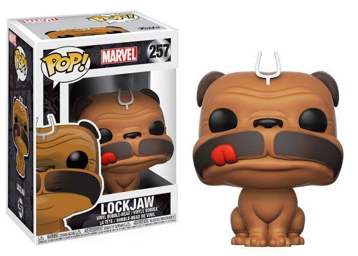Funko Pop Dentinho (Lockjaw): Marvel: Inumanos #257- Funko