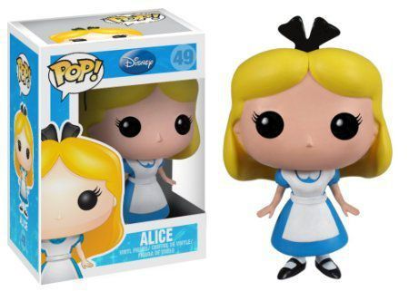 Funko Pop Alice: Disney Alice no País das Maravilhas #49 - Funko