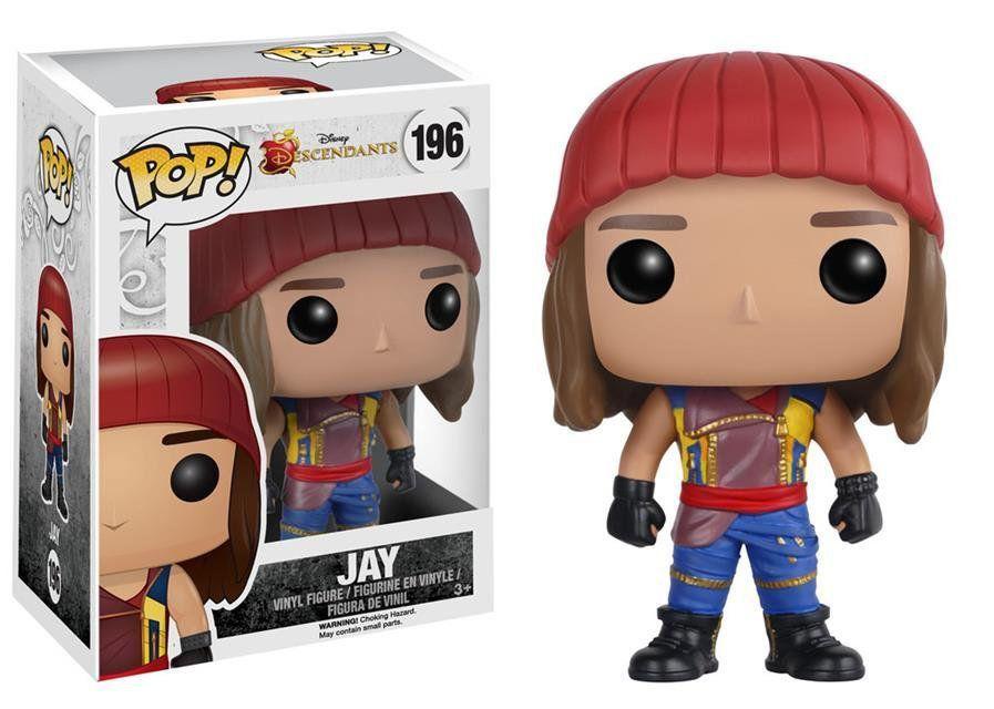 Funko POP! Disney Descendentes: Jay - Funko
