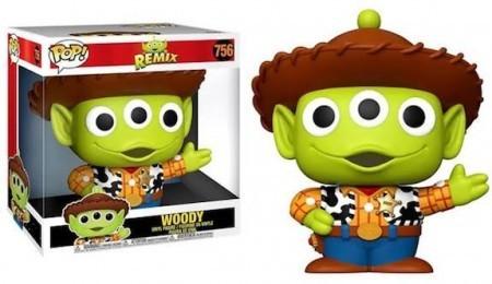 Funko Pop! Disney: Pixar Alien Remix - 10