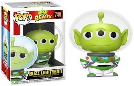 Pop! Disney: Pixar Alien Remix - Alien as Buzz  #749