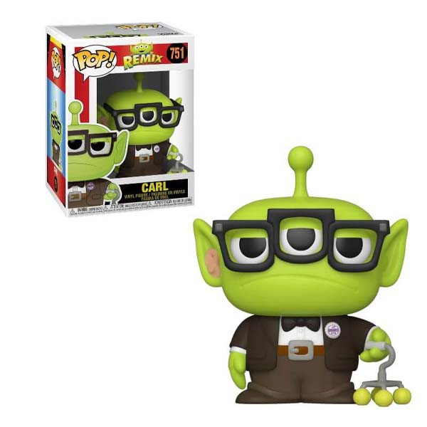 Pop! Disney: Pixar Alien Remix - Alien as Carl  #751