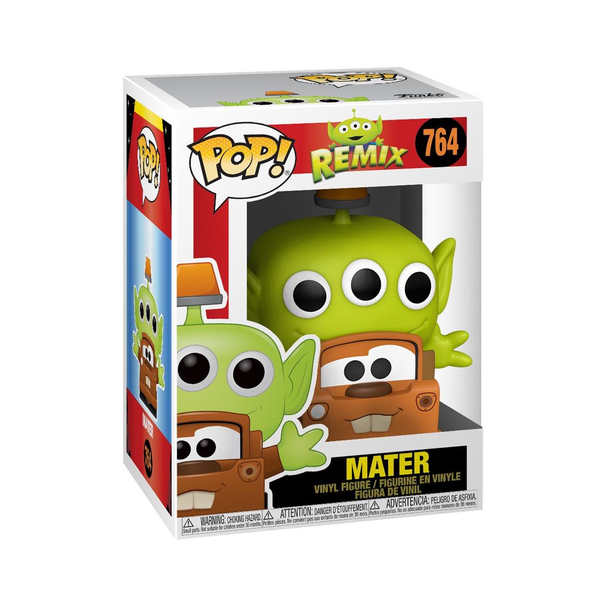 Funko Pop! Disney: Pixar Alien Remix - Alien as Mater #764 - Funko