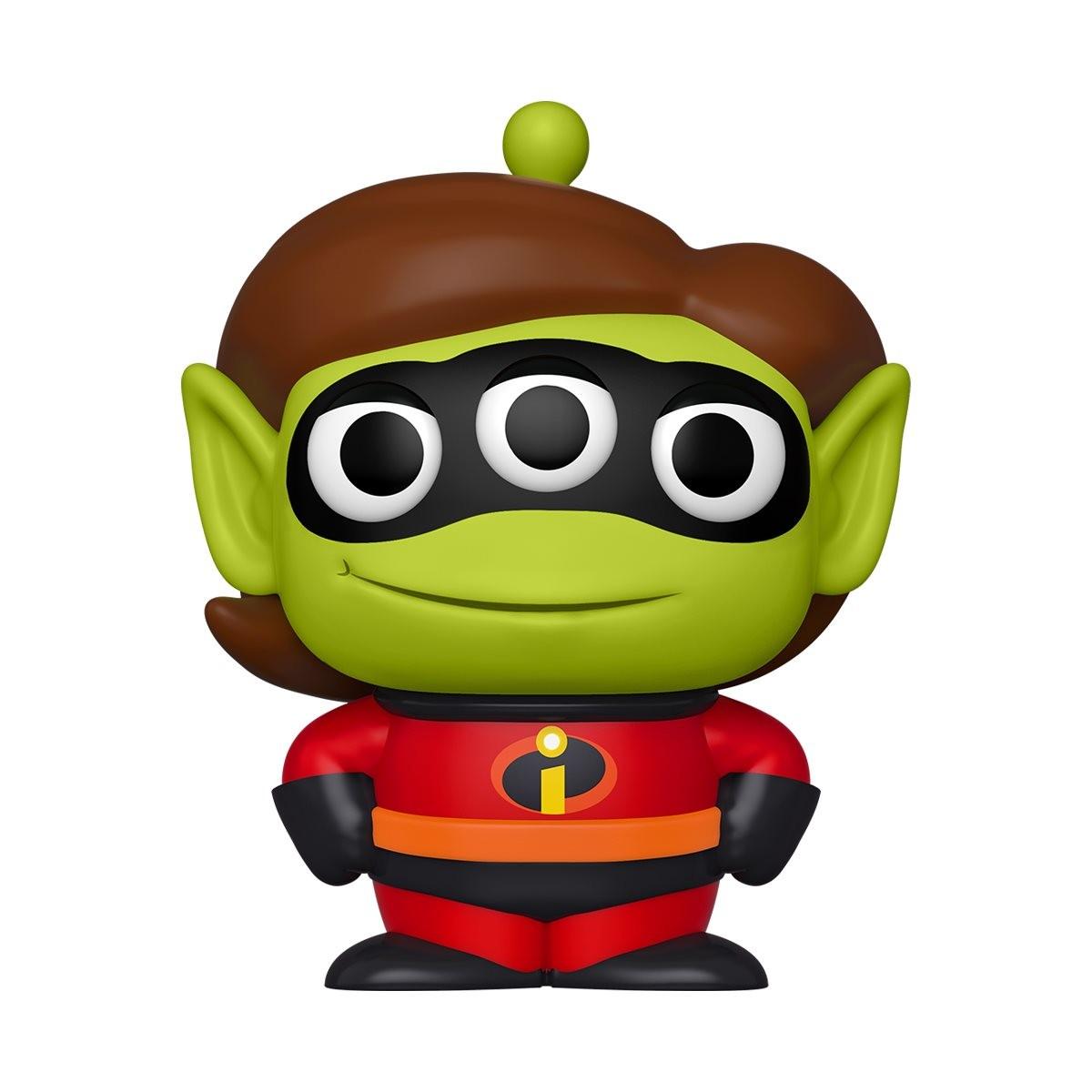Funko Pop! Disney: Pixar Alien Remix - Alien as Mrs, Incredible #762 - Funko