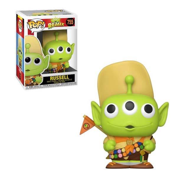 Pop! Disney: Pixar Alien Remix - Alien as Russel #755
