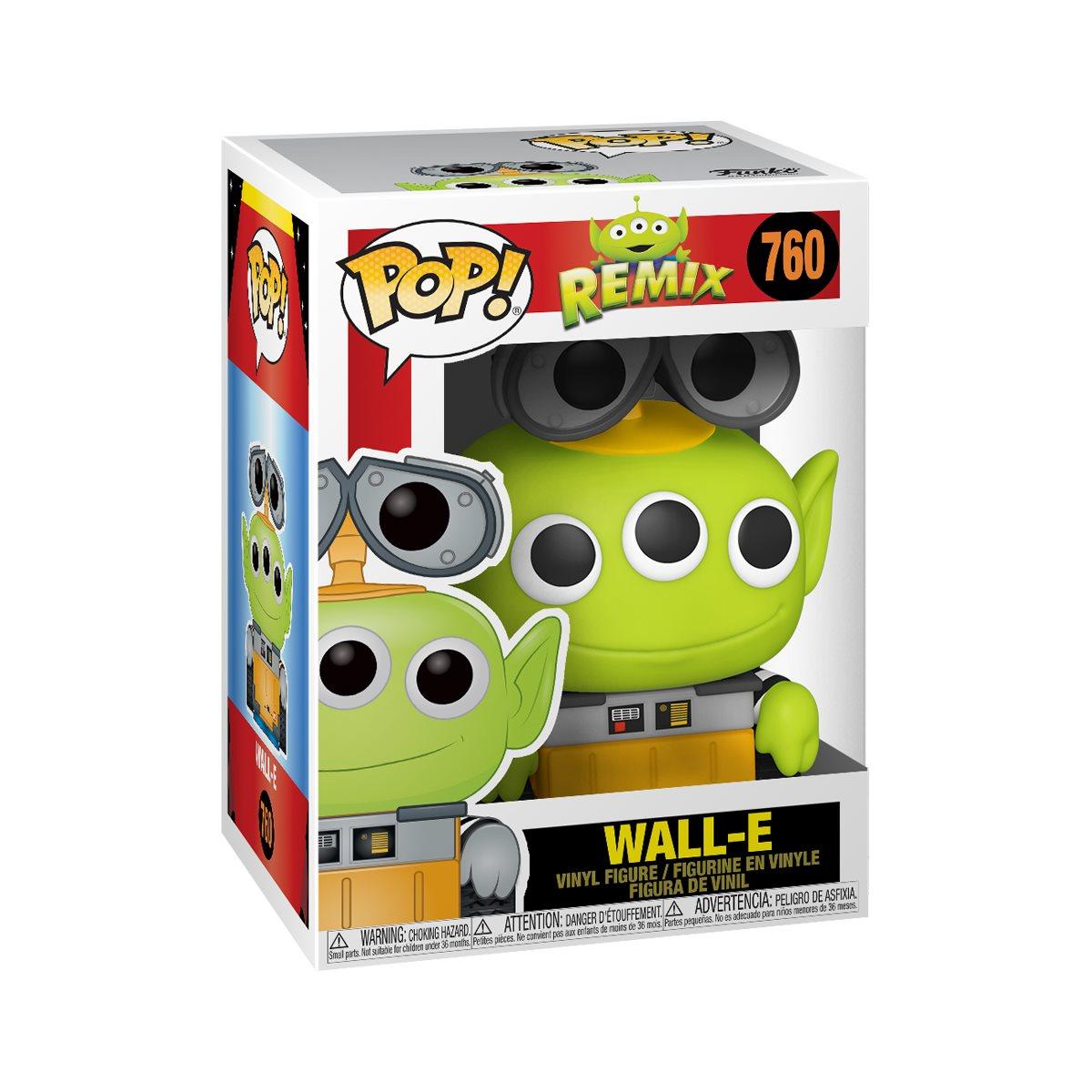 Funko Pop! Disney: Pixar Alien Remix - Alien as Wall-E #760 - Funko