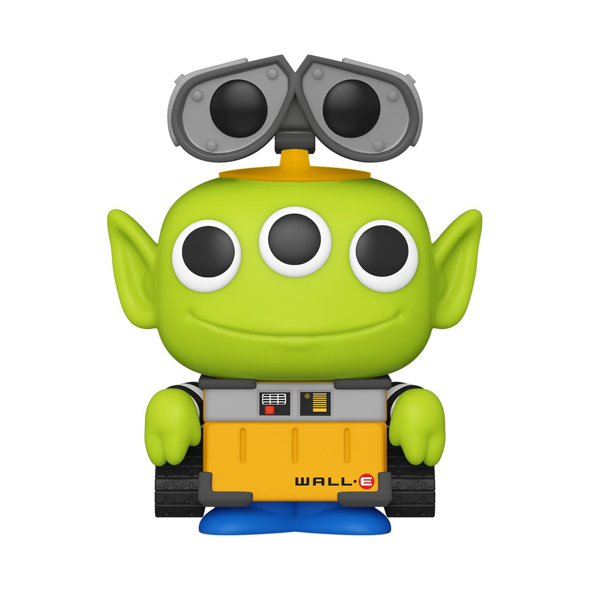 Funko Pop! Disney: Pixar Alien Remix - Alien as Wall-E #760 - Funko