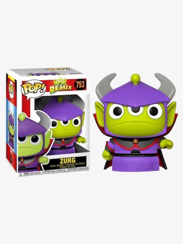 Pop! Disney: Pixar Alien Remix - Alien as Zurg  #753