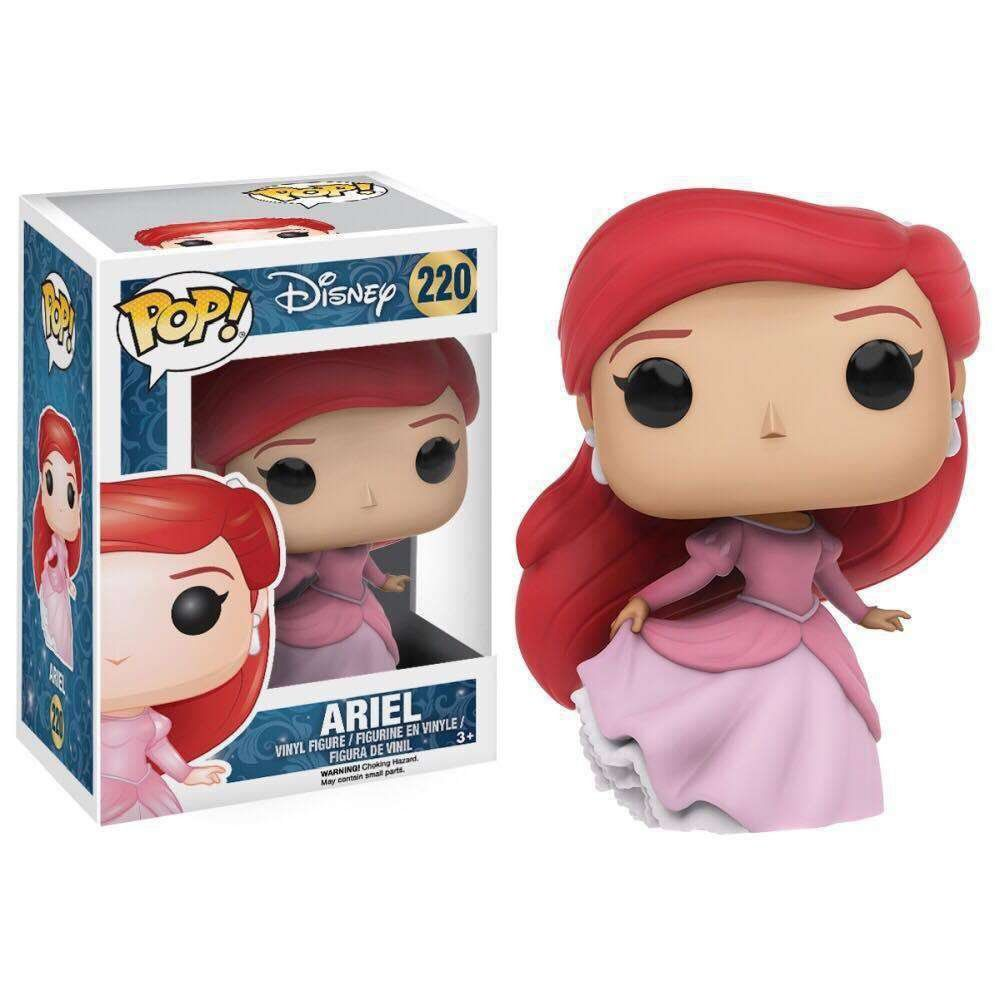 Funko Pop Princesa Ariel: Disney #220 - Funko