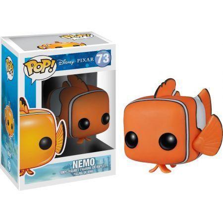 Funko Pop Nemo: Procurando Nemo #73 - Funko
