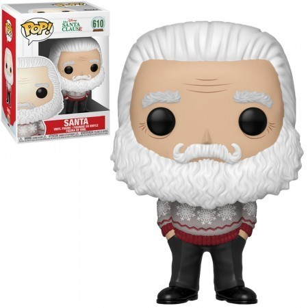 Funko Pop! Disney Santa Clause Santa #610 - Funko