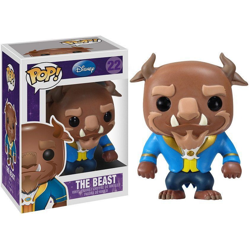 Funko Pop Fera (The Beast): Disney #22 - Funko