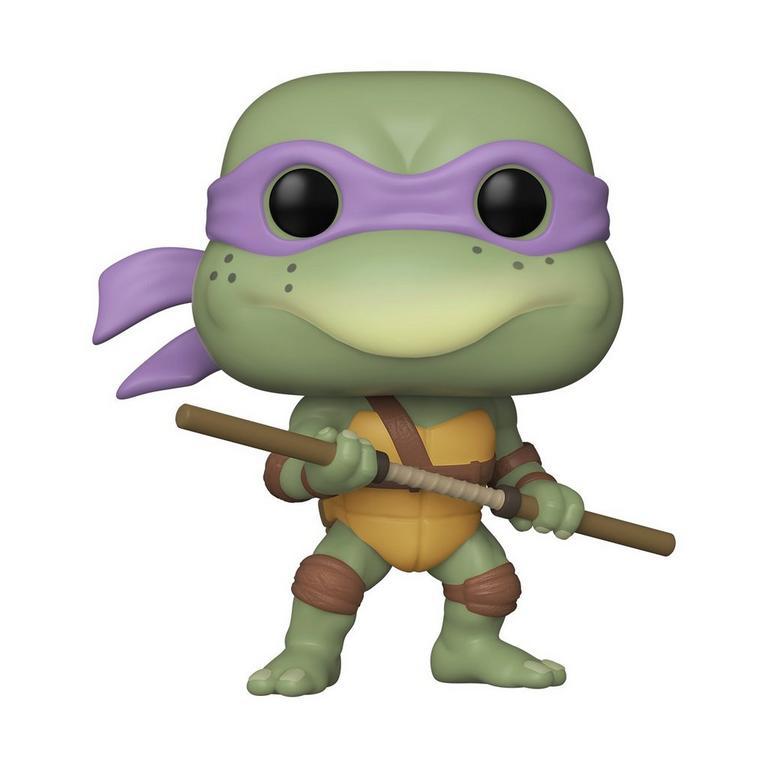 Funko Pop! Donatello Tartaruga Ninja: (TMNT - Donatello ) Retro Toys #17 - Funko