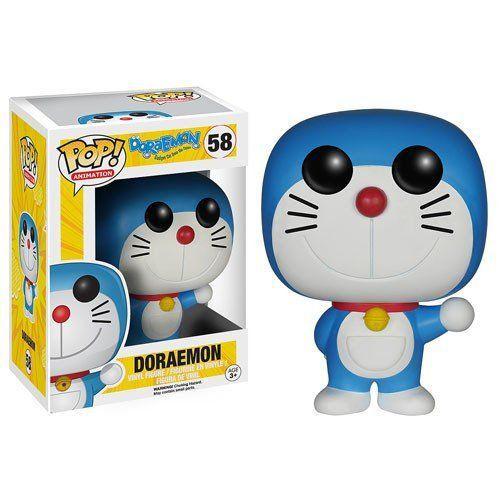 Funko Pop Doraemon: Doraemon Gadget Cat from the Future #58 - Funko