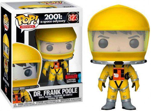 Pop! Dr Frank Poole: 2001 Uma Odisseia no Espaço (A Space Odyssey) Exclusivo NYCC #823 - Funko