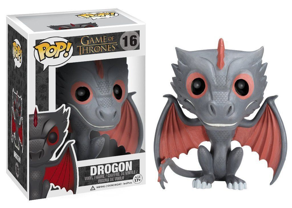Funko Pop Drogon: Game Of Thrones #16 - Funko
