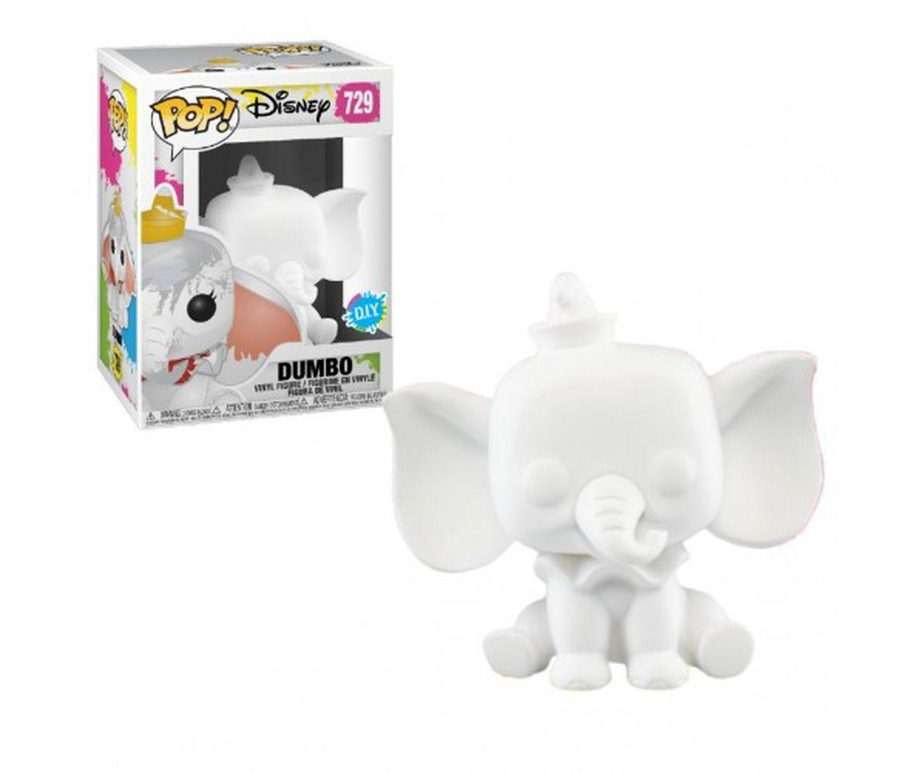 Funko Pop! Dumbo D.I.Y: Dumbo (Disney) #729- Funko