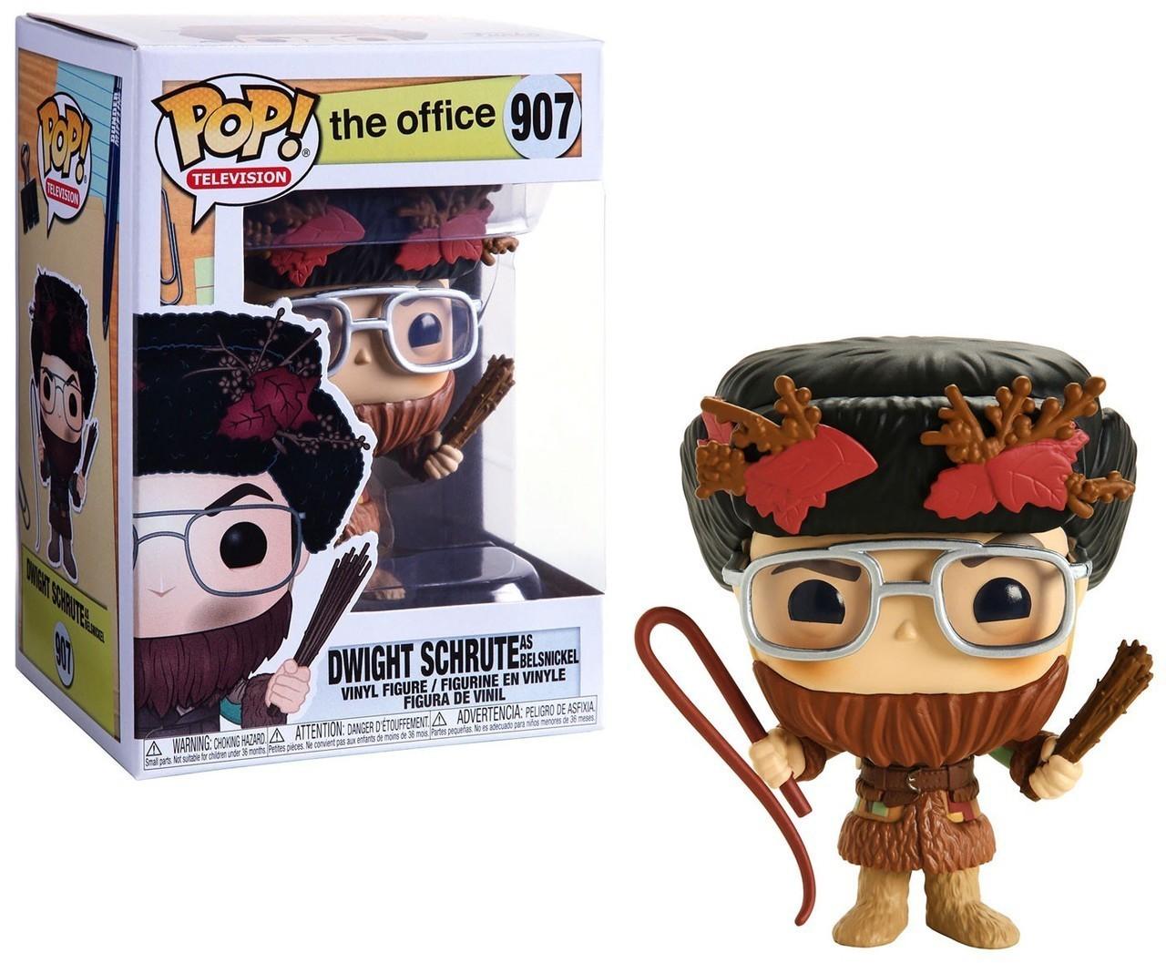 Funko Pop! Dwight Schrute (Belsnickel): The Office #907 - Funko
