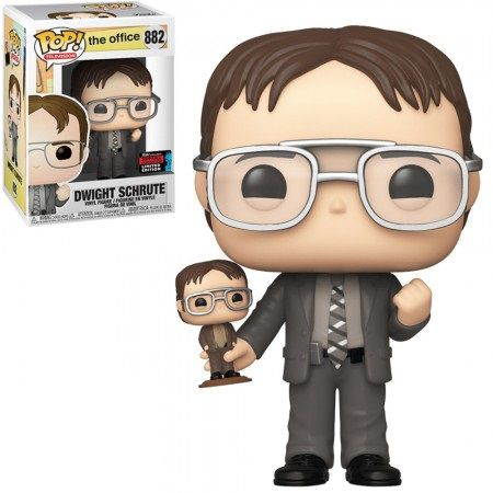 Pop! Dwight Schrute: The Office (Exclusivo NYCC) #882 - Funko