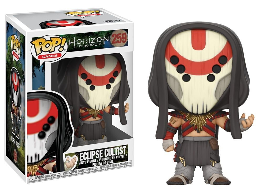 Funko Pop! Eclipse Cultist: Horizon Zero Dawn #259 - Funko