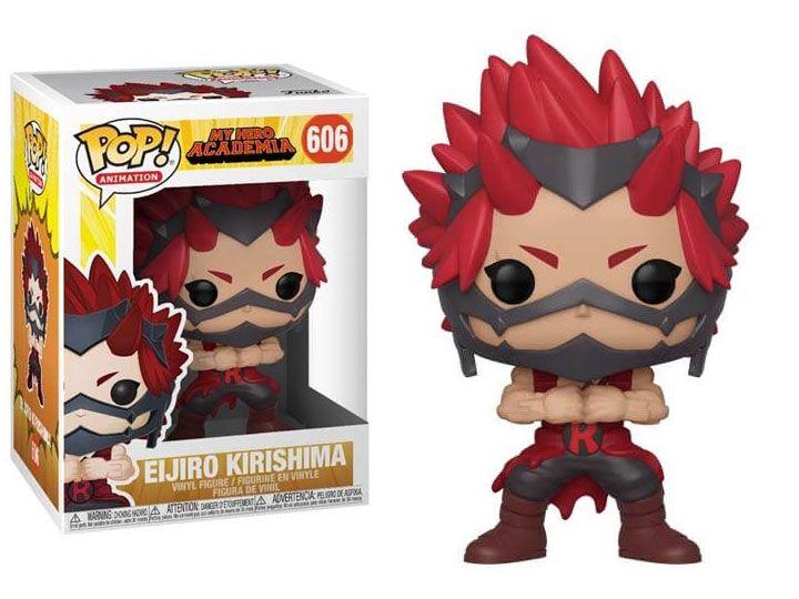 Funko Pop! Eijiro Kirishima: Boku no Hero Academia (My Hero Academia) #606 - Funko