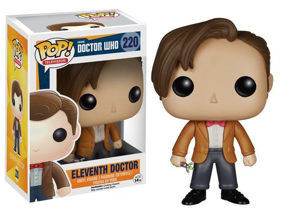 Funko Pop Eleventh Doctor: Doctor Who #220 - Funko