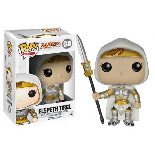Funko Pop! Elspeth Tirel: Magic the Gathering #08 - Funko