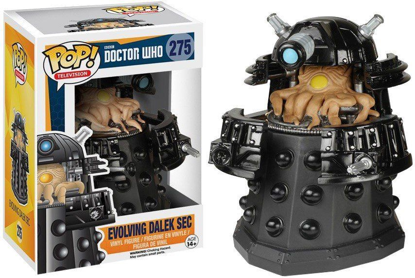Funko Pop Evolving Dalek Sec: Doctor Who #275 - Funko