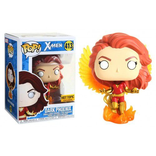 Funko Pop! Fênix Negra (Dark Phoenix): X-Men (Exclusivo) #413 - Funko