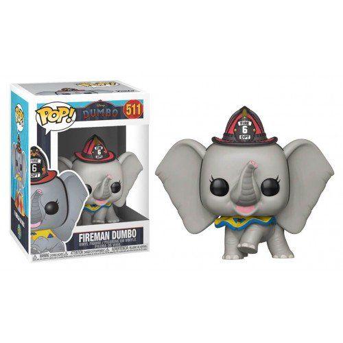 Funko Pop! Fireman Dumbo: Dumbo #511 - Funko