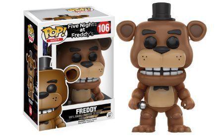 Funko Pop Freddy: Five Nights At Freddy's (FNAF) #106 - Funko