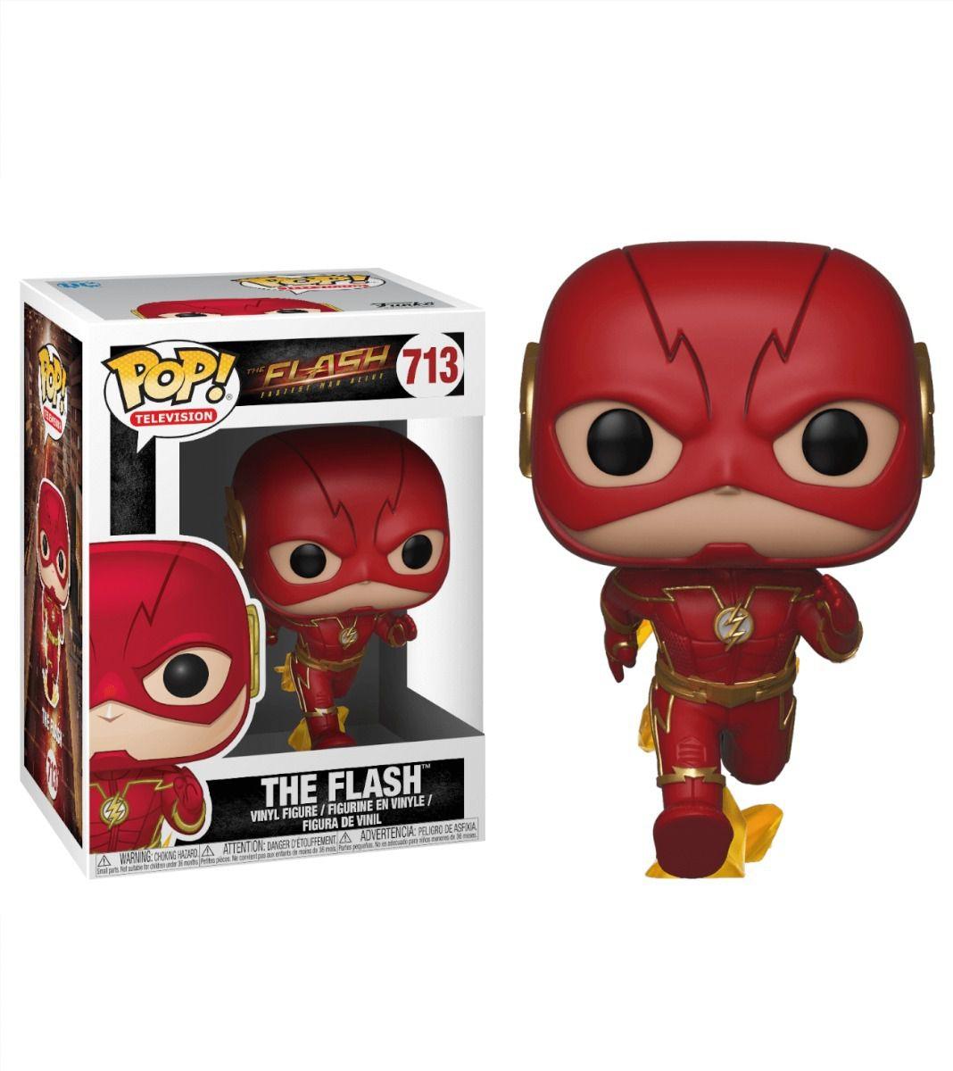 Funko Pop Flash: The Flash (Série) #713 - Funko