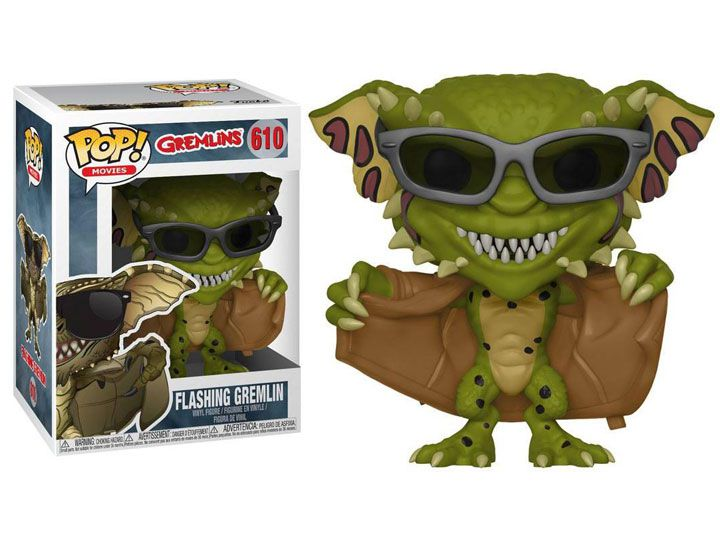 Funko Pop! Flashing Gremlin: Gremlins 2 #610 - Funko