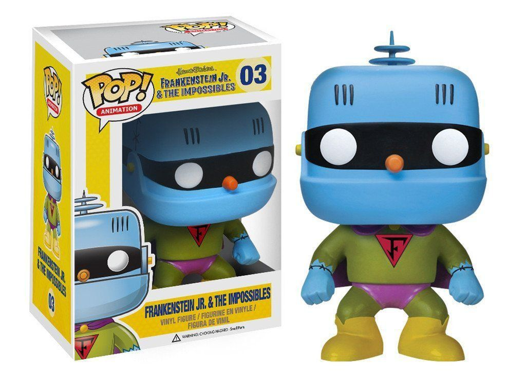 Funko Pop Frankenstein Jr #03 - Funko